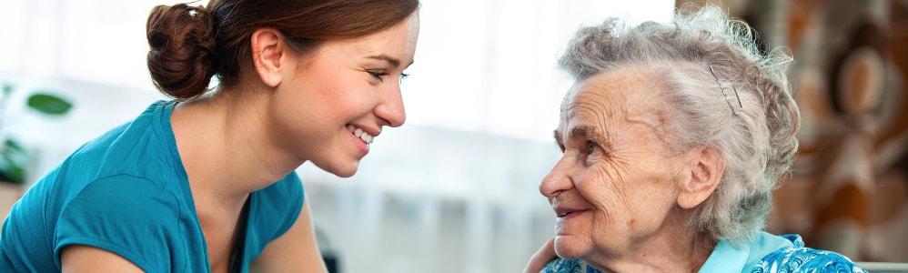 Aide et service personnes agées domicile