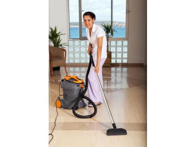 Femme de ménage H/F sans véhicule
