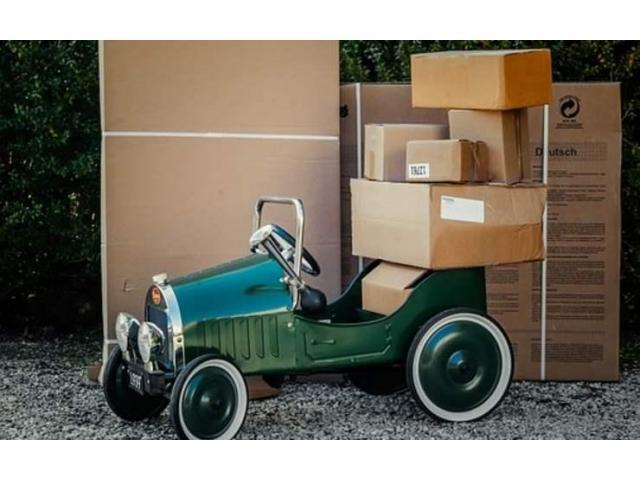 Livreur, déménageur et transporteur