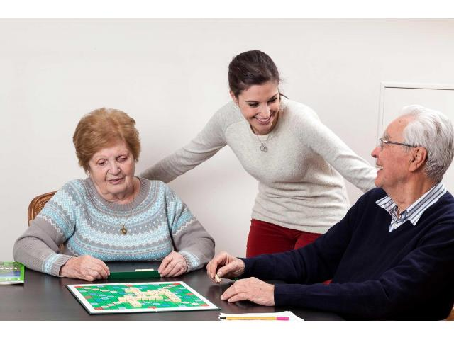 Auxiliaire de vie, aide à domicile H/F
