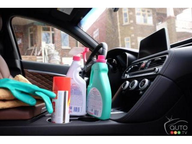 Nettoyage Auto, Tapis, Canapé