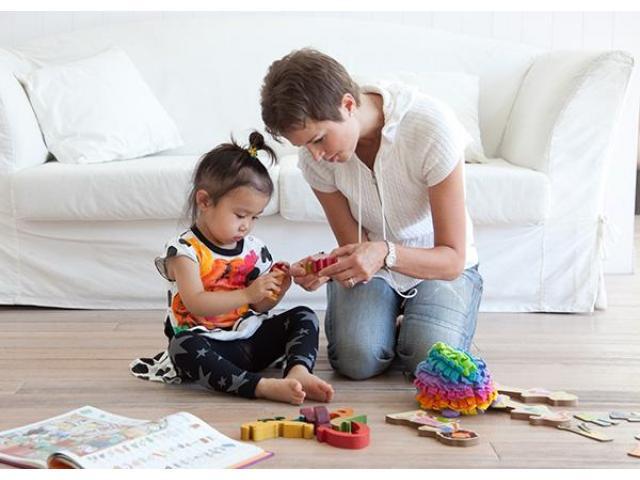 Garde d'enfants à domicile HF