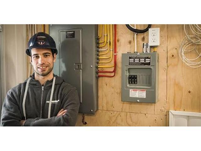 Electricien expérimenté chez vous
