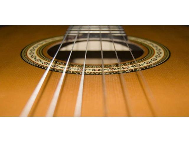 Cours de guitare et variété