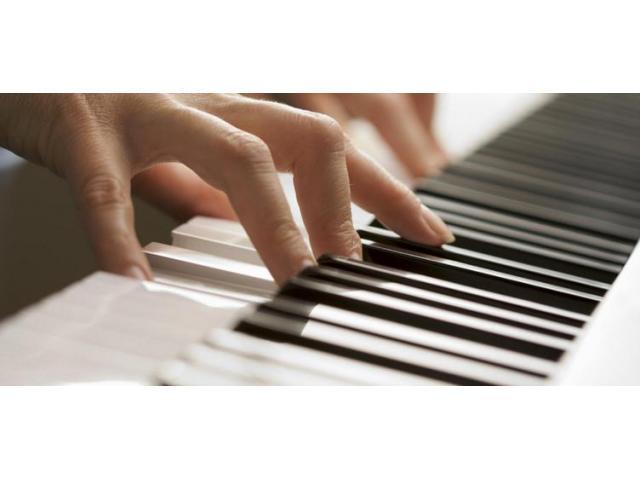Cours de piano débutants