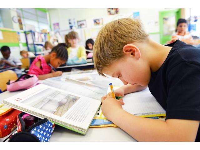 Aide aux devoirs pour les primaires