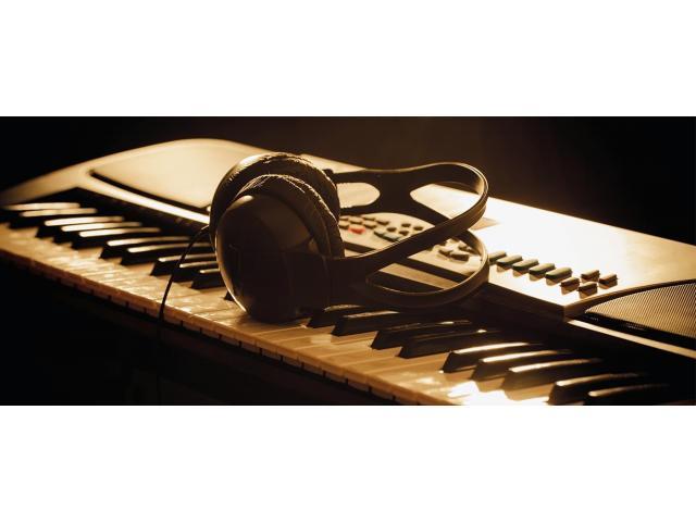 Cours de piano, harpe et formation musicale