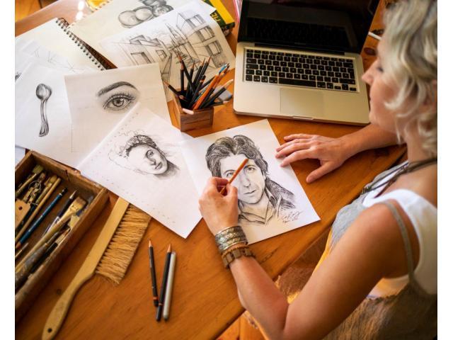 Cours de dessin pour tous
