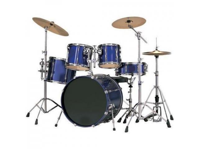 Cours de batterie par musicien professionnel