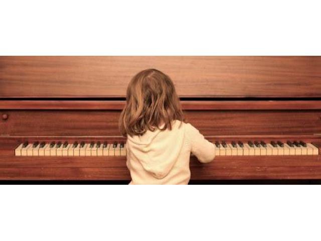 Cours de Piano chez vous ou chez moi