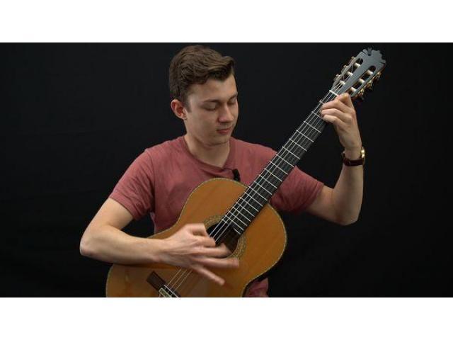 Cours de guitare à domicile (tous niveaux)