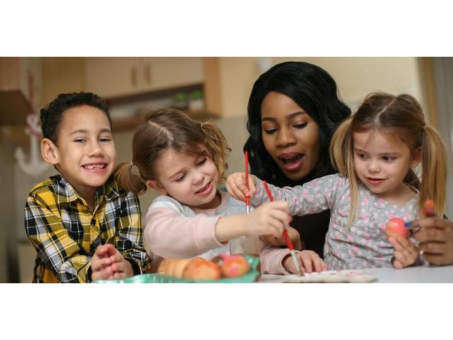Garde d'enfant à domicile