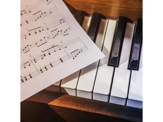 Cours en skype de piano et solfège