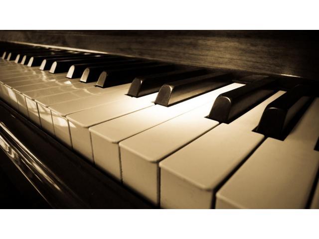 Cours de piano pour débutant ou avancé