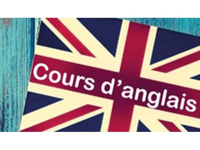 Cours d' anglais