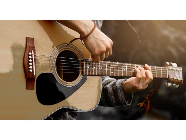 Cours Guitare en Visio