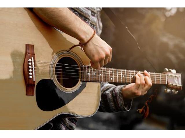 Cours de guitare physique ou en visio