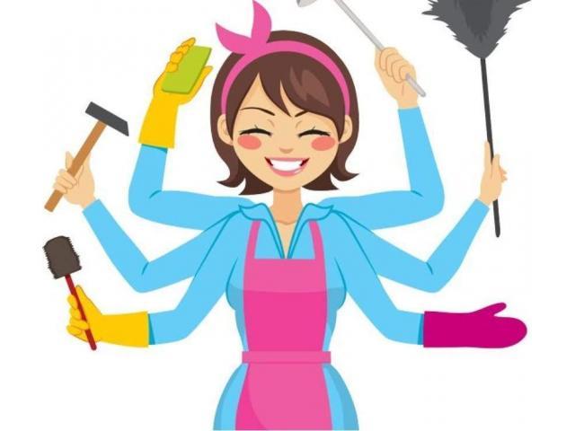 Recherche une personne pour ménage, repassage