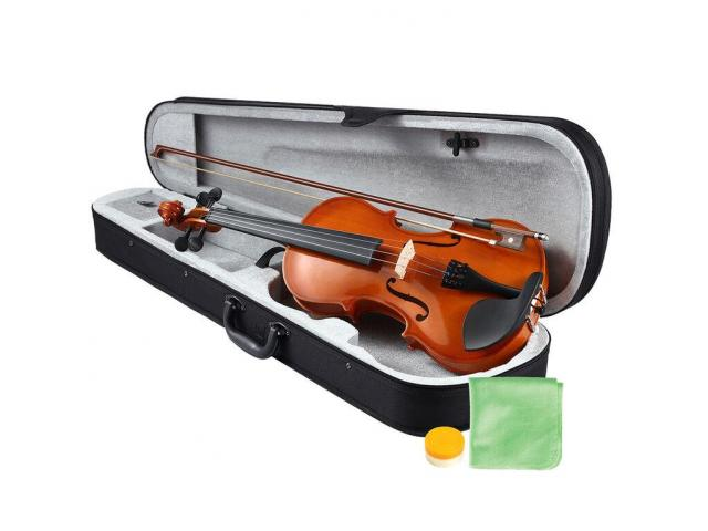 Professeur de violon et solfège