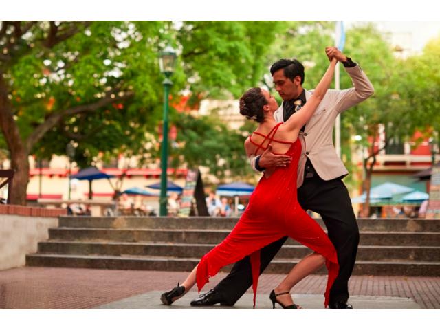 Cours de tango argentin