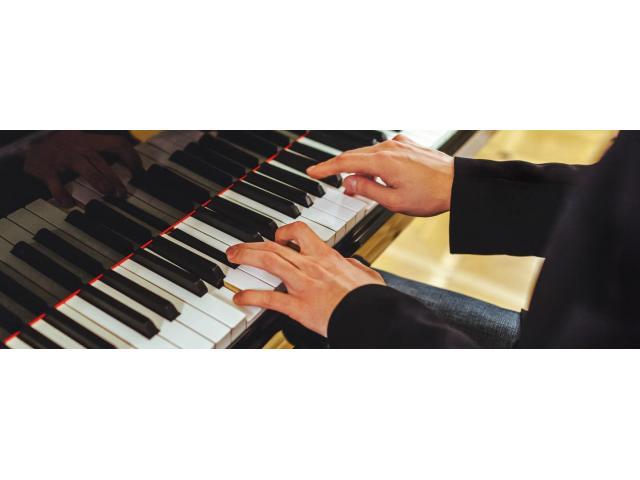 Cours de PIANO, orgue...