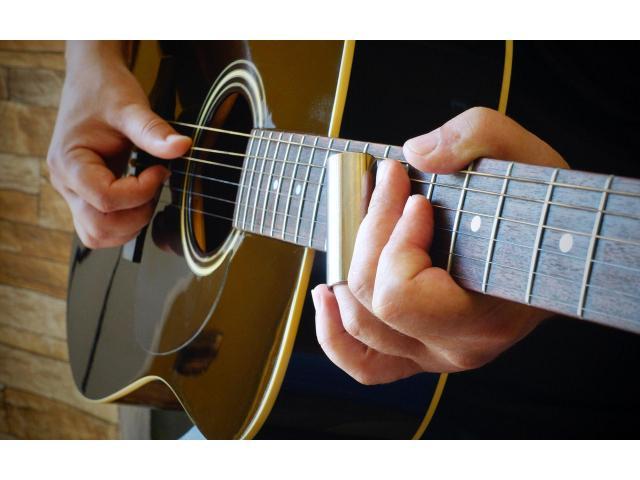 Cours de guitare acoustique classique et folk