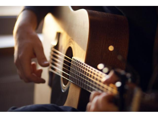 Cours de chant, piano et guitare