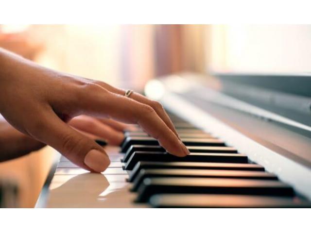 Professeur pour cours de piano