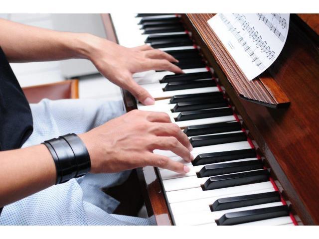 Cours de Piano et Guitare