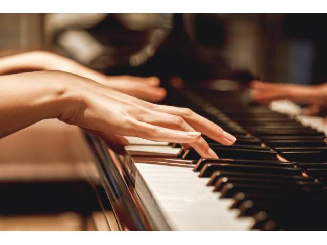 Donne cours particuliers de piano