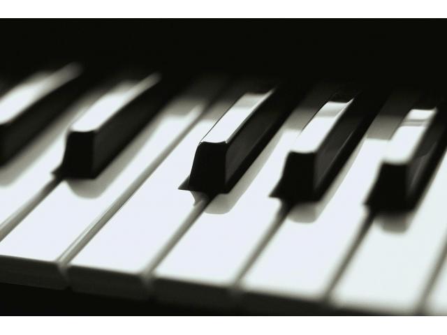 Cours de piano par professeur certifié