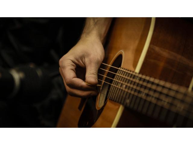Cours de guitare par professeur diplômé