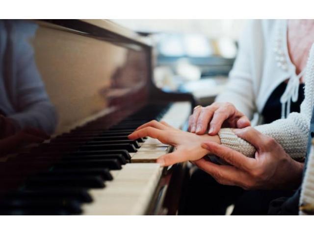 Cours de piano enfants et adultes