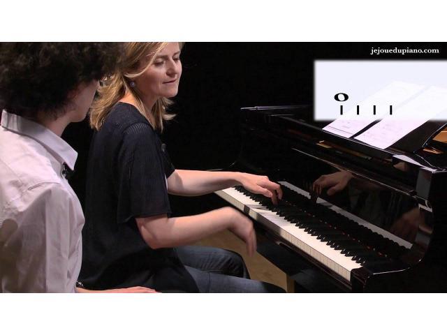 Cours de piano et de solfège à domicile