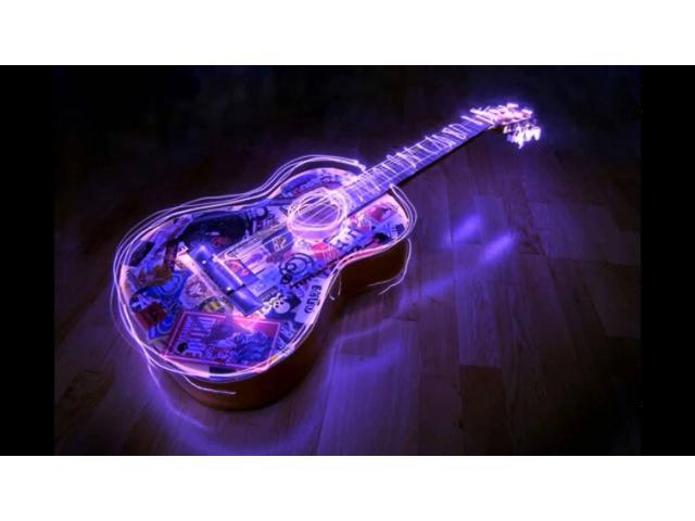 Cours de guitare dynamique