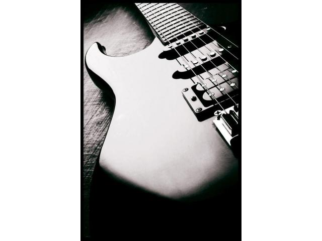 Cours de guitare - 1er cours offert
