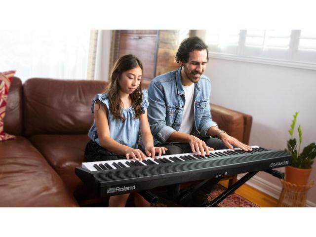 Cours en ligne piano tous niveaux