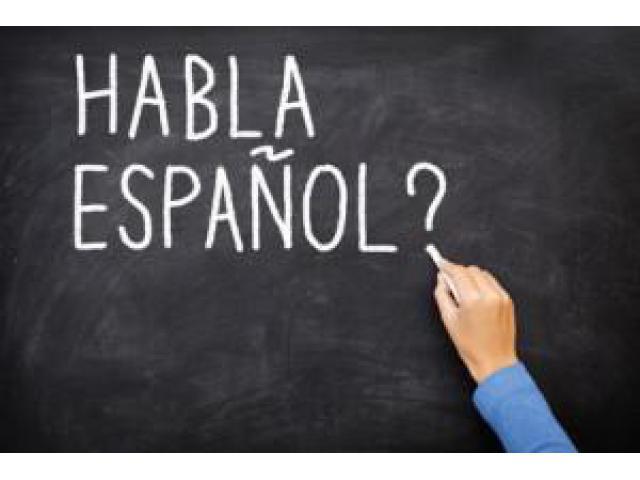 Offre de service de cours d'espagnol à domicile