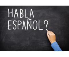 Offre de service de cours d'espagnol à domicile - Ajoupa-Bouillon (97216)