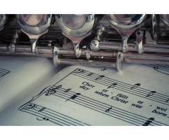 Cours de flûte traversière à domicile - Coursegoules (06140)