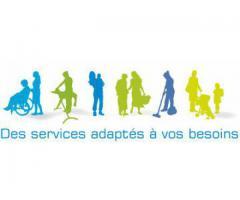 Offre professionnelle d'aide aux personnes âgées à domicile