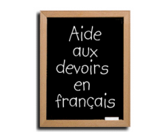 Aide aux devoirs en français - Arc-en-Barrois (52210)