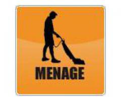 Recherche aide ménagère (H/F) - Versailles (78000)