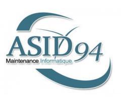 Vente Assistance et Service Informatique à Domicile - Le Plessis-Trévise (94420)
