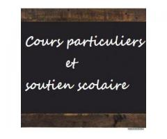 Cours particuliers de soutien scolaire - La Rochelle (17000)