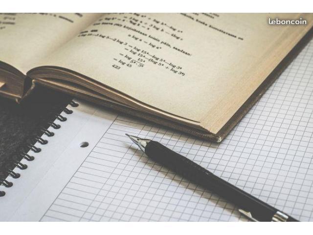 Aide Révision du bac (math)