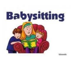 Baby-sitting/garde d'enfants - Nantes (44000)