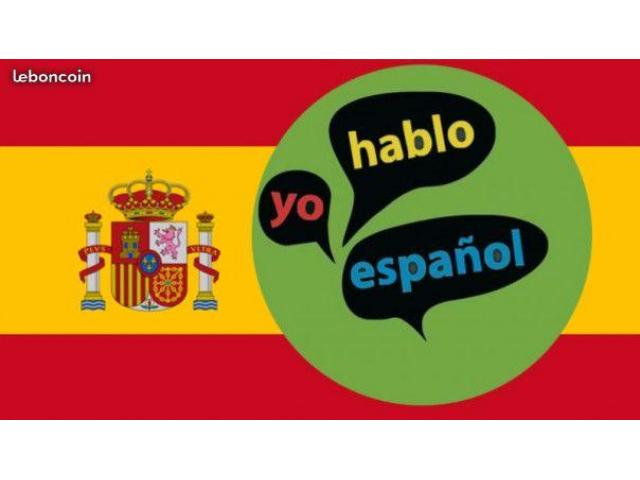 Cours d'espagnol dans la bonne humeur :)