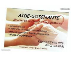 Aide soignante auxiliaire devie - La Roche-sur-Yon (85000)