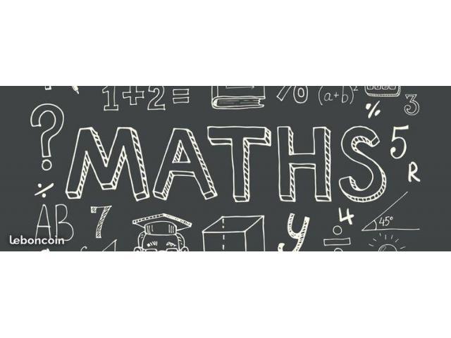 Cours particuliers de maths sur St Lo et environs